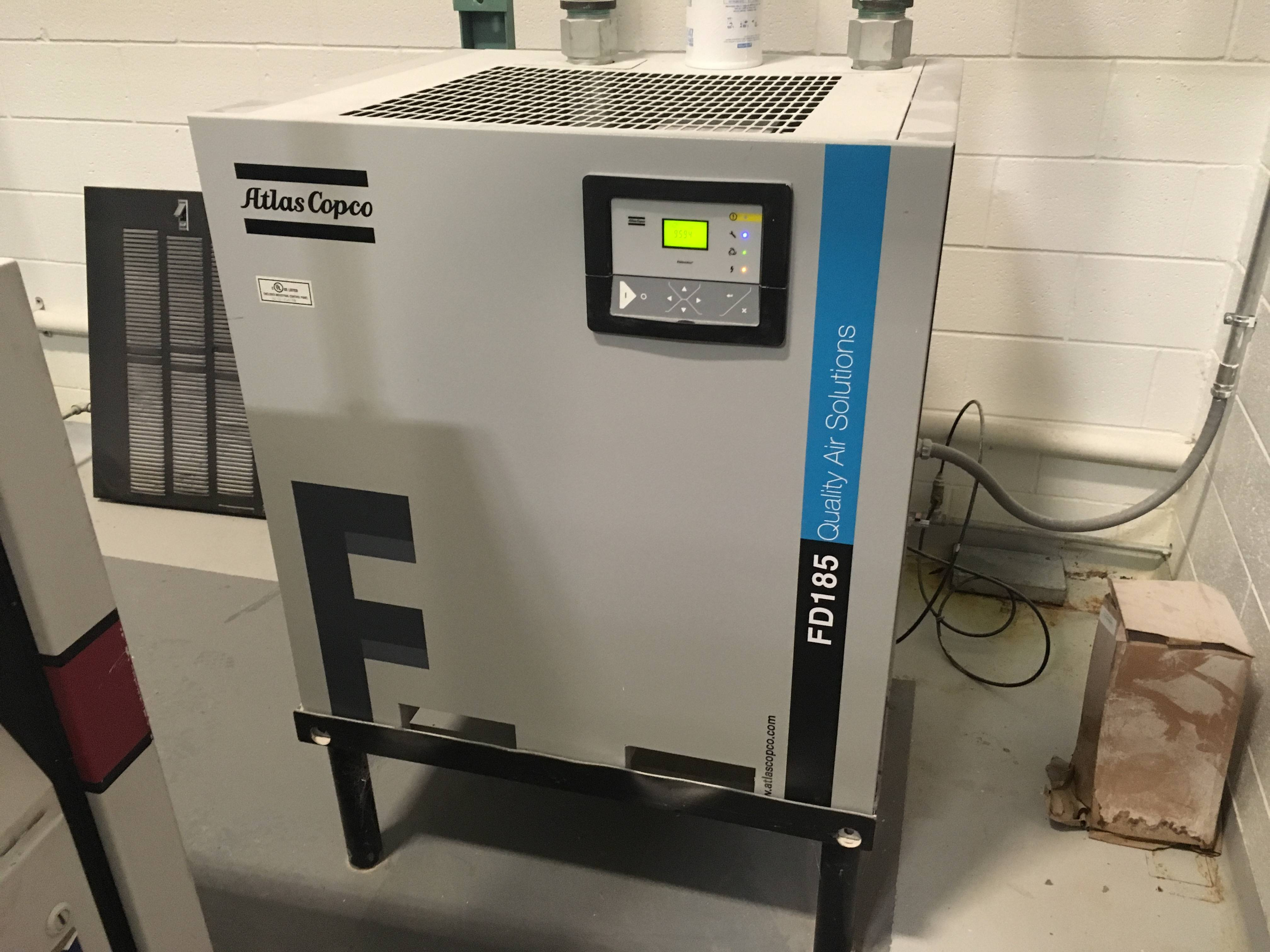 Atlas Copco Fd 185 Air Dryer Listing 536668