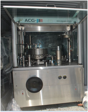 ACG - Pam Pharma Technologies AF 90T Automatic Capsule Filler