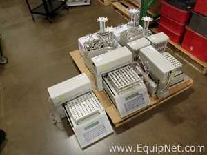 Lot of Varian and Agilent Dissolution System Components