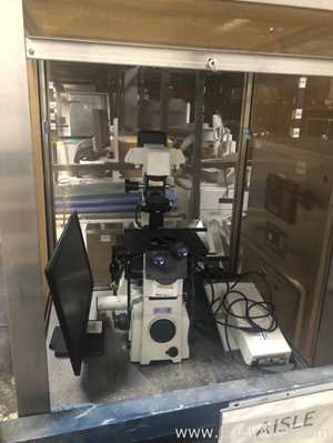 Electrophysiology Rig with Nikon Eclipse TE2000-U Inverted Microscope