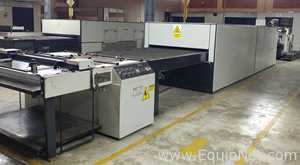 Screen Printing LPGH-48/21 Gas Drying System