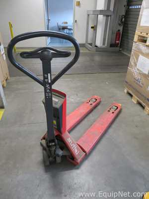 Linde MW-22-2 Battery Operated Pallet Jack