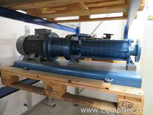 SIHI 3680 Horizontal Multistage Centrifugal Pump