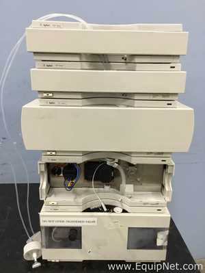 Agilent 1100 Series HPLC Components with 1100 DAD Detector
