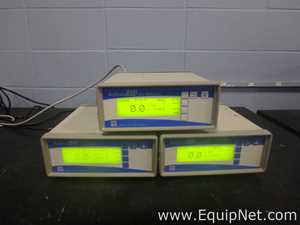 Lot of 3 YSI BioVision 8500-04 CO2 Process Monitor