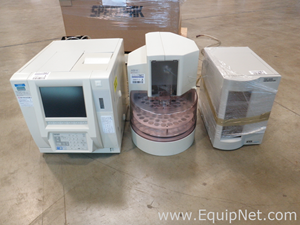 Shimadzu TOC-VCSH TOC Analyzer with ASI-V Autosampler and Parker Balston 78-40 TOC Gas Generator