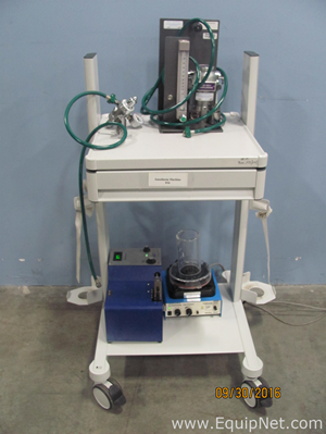 surgivet anesthesia machine