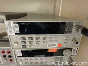 Agilent Technologies 53181A 12.4 GHz Frequency Counter