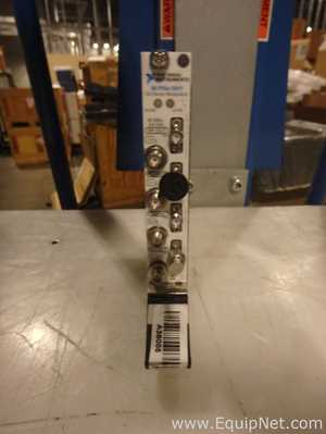 National Instruments NI PXIe-5611 I/Q Vector Modulator