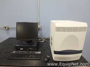 Applied Biosciences 7500 PCR and Thermal Cycler with HP Desktop and Monitor