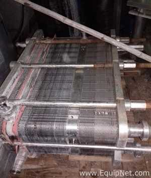 APV N35 Stainless Steel Heat Exchanger