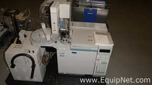 HP 6890 Gas Chromatograph System