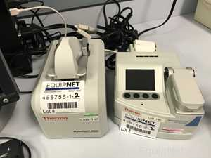 Lot of 2 Thermo Scientific Nanodrop Spectrophotometers