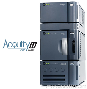 WATERS ACQUITY UPLC H-CLASS SYSTEM