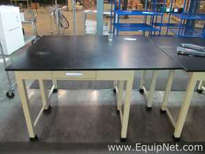 Lot of 2 Laboratory Tables