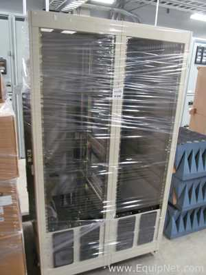 Unused Eaton Dual Bay Test Equipment Rack
