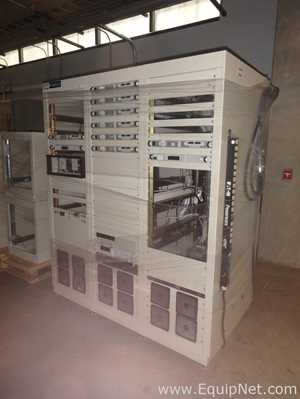 Eaton Triple Bay Test Equipment Rack  -Rack Only