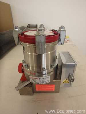 Pfeiffer TPH 261 PC Corrosive Turbomolecular Pump