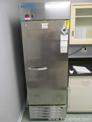 So-Low Ultra Low Freezer DH30-49S DSS Freezer