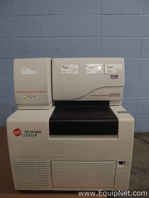 Beckman Coulter CEQ 8800 Genetic Analysis System
