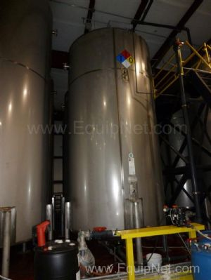 #285603 6,000 Gallon Stainless Steel Storage 