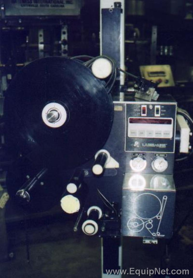 Label Aire Pressure Sensitive Labeler