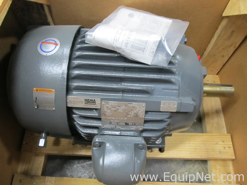Emerson Bk59 20hp Electric Motor Listing 523452