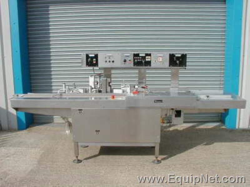 Newman Wrap Around Labeler Model 6 VA