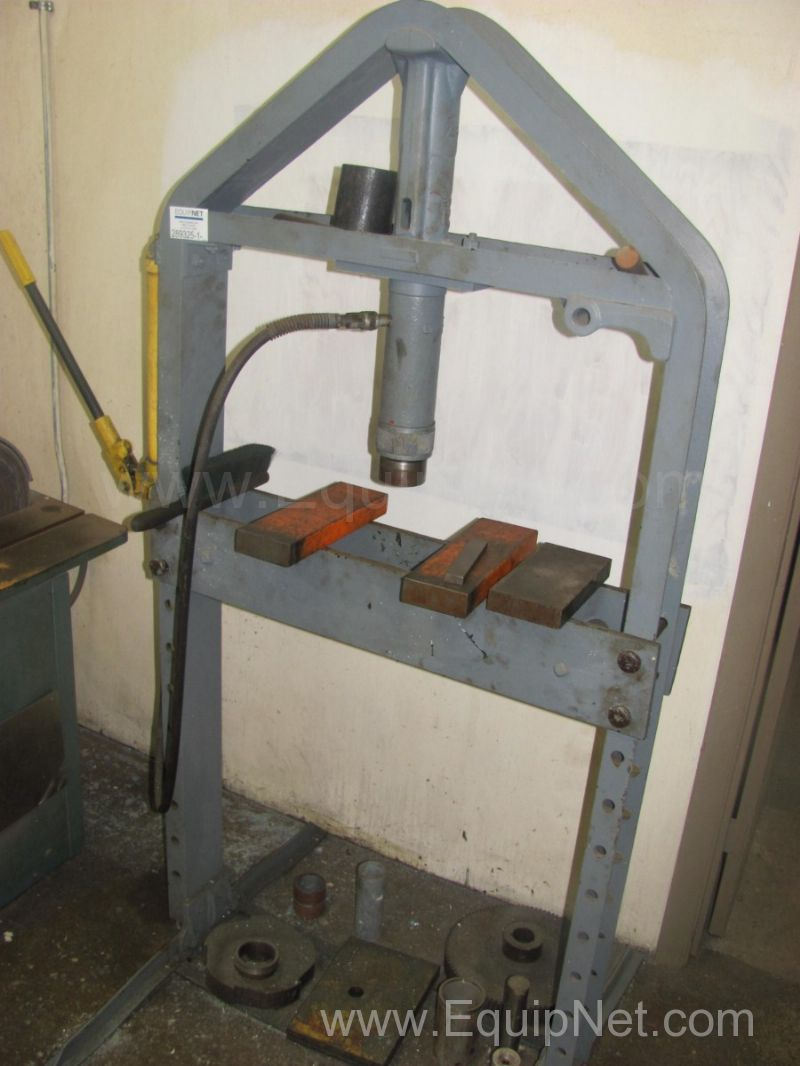 Hydraulic Arbor Press
