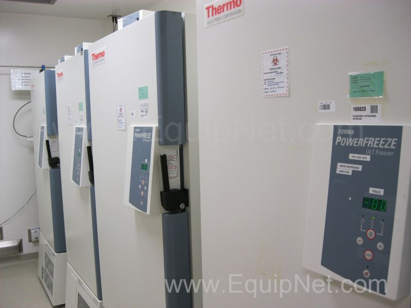 Thermo Electron Forma Power Freeze ULT Freezer -86 Model 845