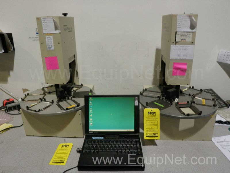 2 Zymark Rapid Plate 96 Systems