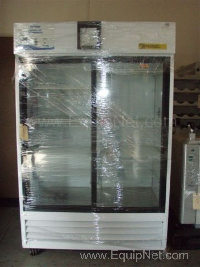 Fisher Iso Temp Double Door Refrigerator