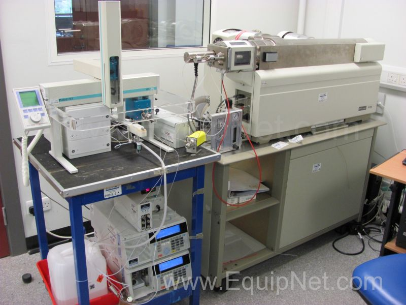 Applied Biosystems API 3000 Mass Spectrometer LC/MS/MS System