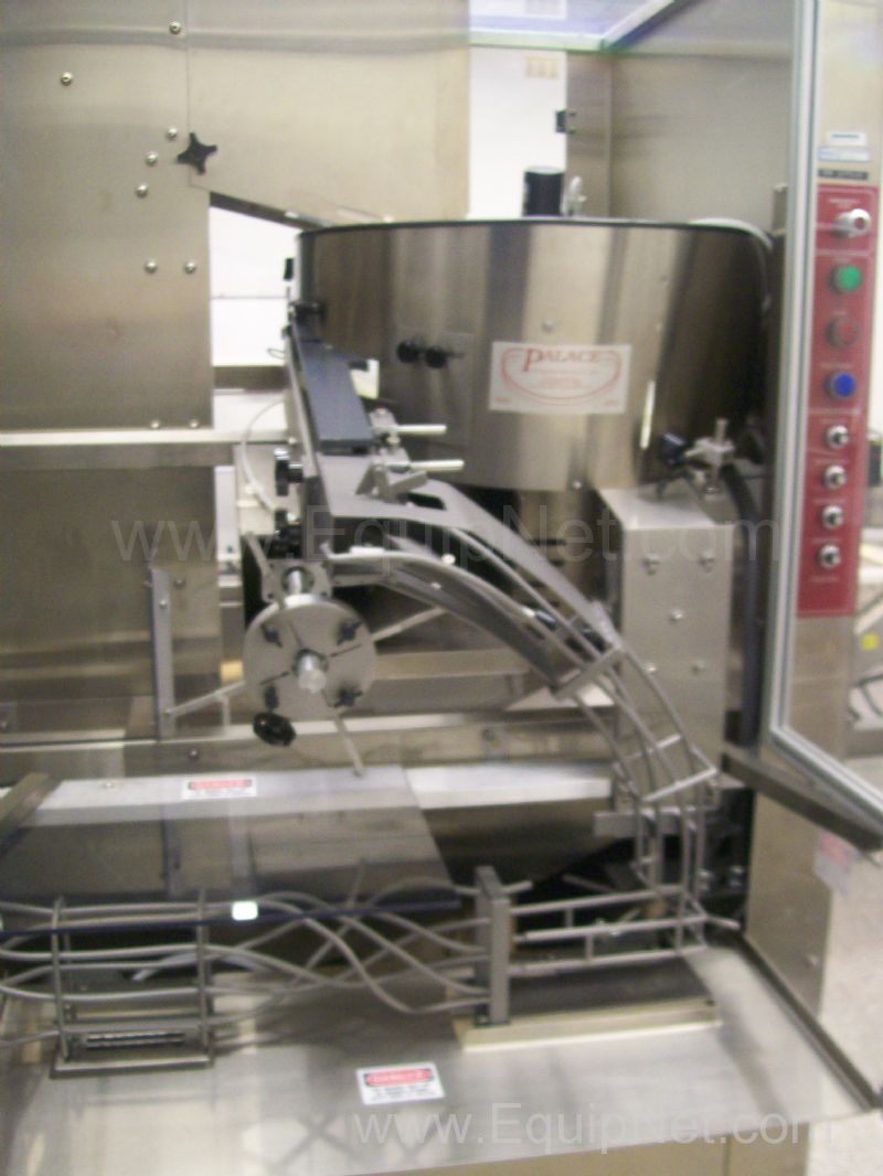 Small Batch Tablet Filling Line