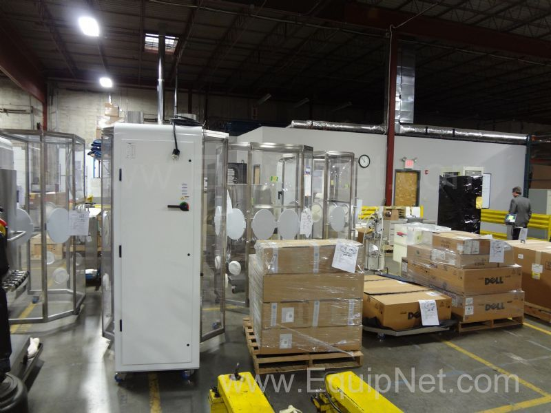 Xcellerex Flex Factory Bioprocess Manufacturing Suite - Including (3) GE AKTA Ready Chromo Skids