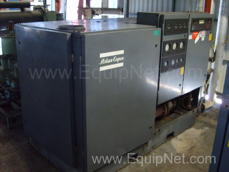 Air Compressor Atlas Copco Model ZR 3