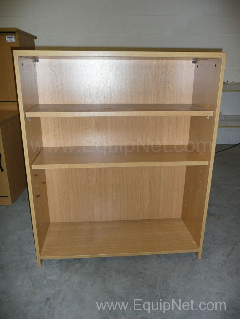 Bookcase - beech effect