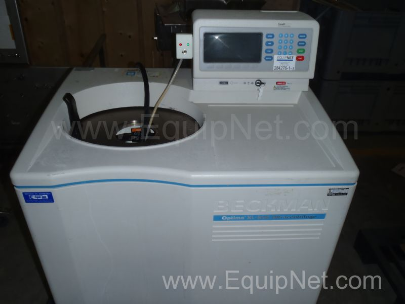 Beckman Optima XL-80K Ultra Centrifuge
