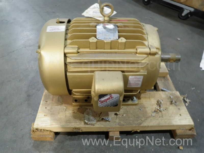 Baldor Electric Co. EM23337 Super E 15TE HP Motor