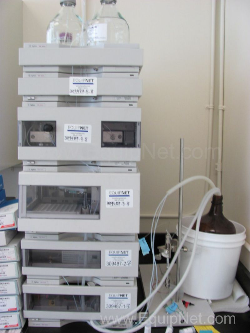 Agilent 1100 Series HPLC System