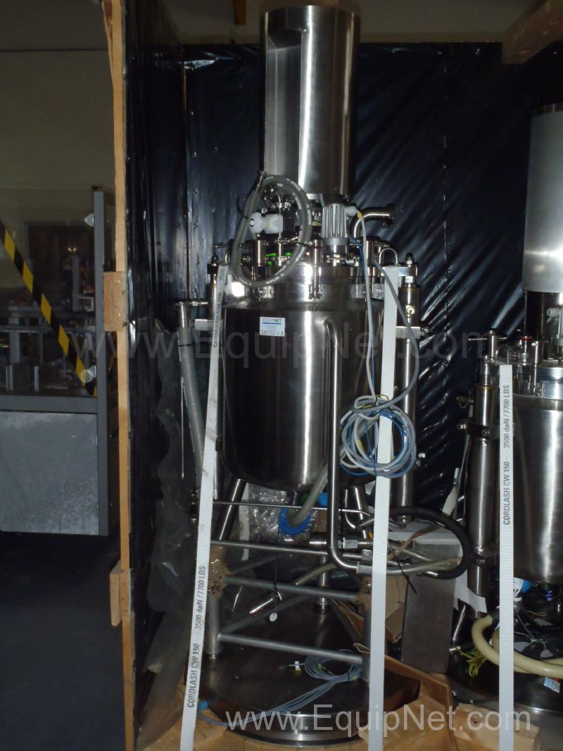 Packo Inox N.V. 70 Litre Stainless Steel Water Jacketed Reactor