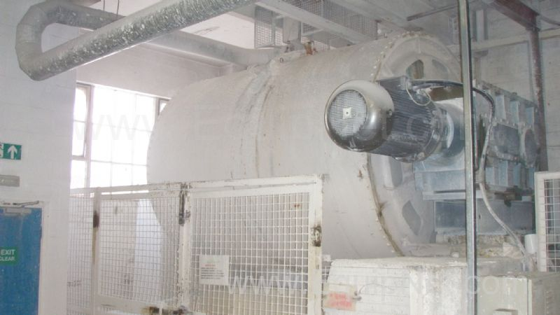 Ball Mill Number 18