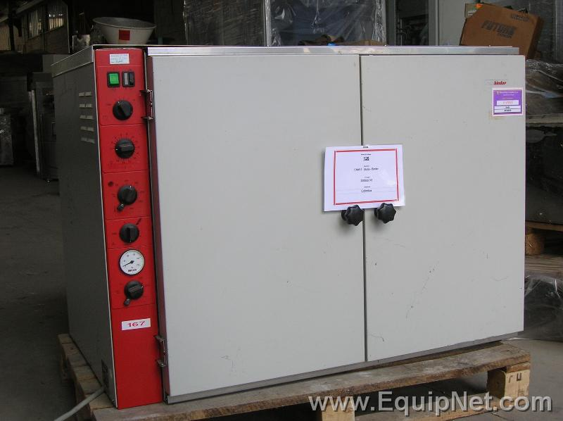 WTC BINDER Model MB6 DRYING OVEN