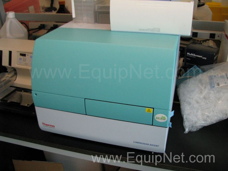 Thermo Electron LuminoSkan Ascent Luminometer Type 392
