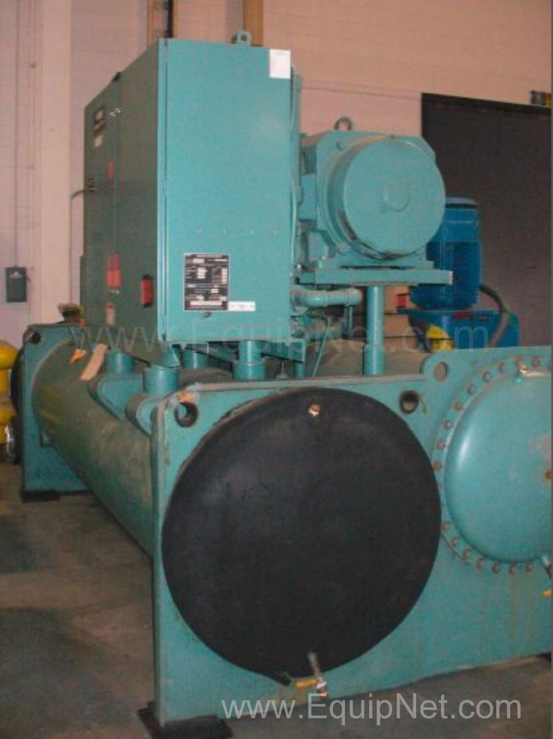 York YK MaxE 500 Ton Chiller