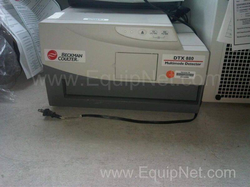Beckman Coulter Multimode Detector DTX-880