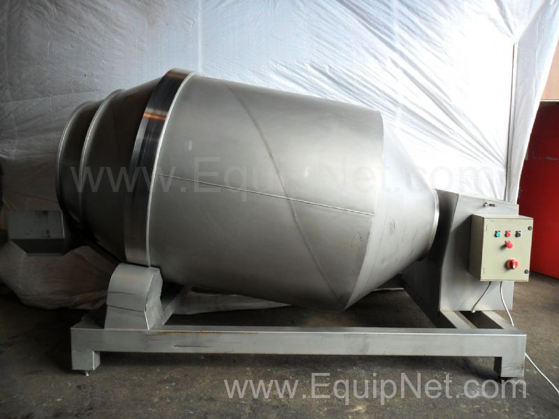 Stainless Steel Concrete Mixer : Bch l stainless steel tumbler listing
