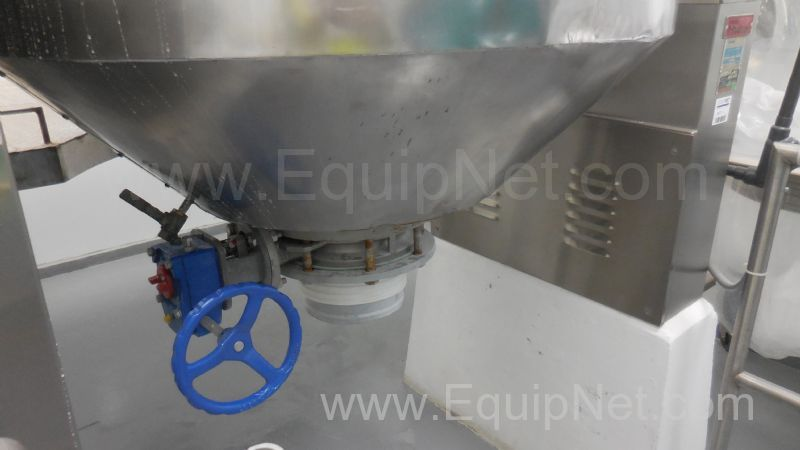 Double Cones Dryers Tumblers ~ Double cone conoform dryers from stokes penwalt listing