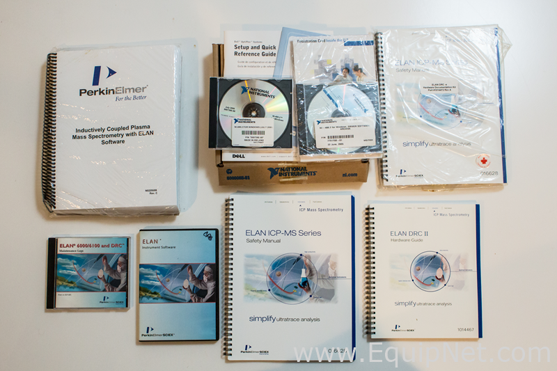perkin elmer icp ms manual