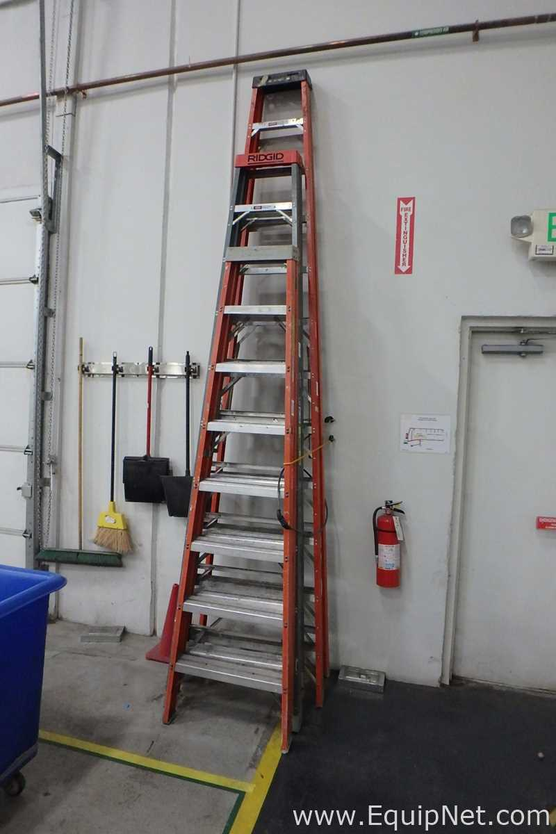 Lot of 3 Step Ladders Listing #598442